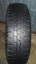 1 pneu aro 13