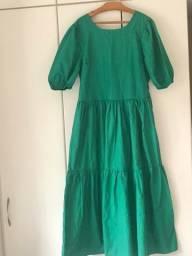 Vestido inspiração Zara