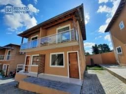 Casa com 2 dormitórios à venda por R$ 260.000,00 - Inoã - Maricá/RJ