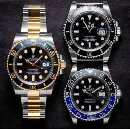 Relógios masculinos e femininos .