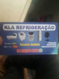 K.l.a refrigeração