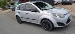 Fiesta hatch 2011/ 1.0 Flex prata