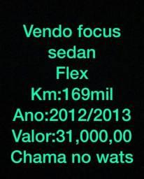 Vendo focus 2012/2013