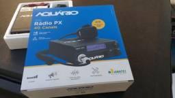 Rádio PX Aquário RP-40 NOVO!
