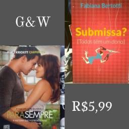 Livros Por R$ 5,99