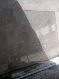 Vendo mesa de vidro temperado sem a base