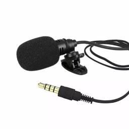 Microfone De Lapela Celular Smartphone Profissional Stereo - Promoção