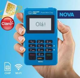 Maquina Mini Chip com wifi Qr-cod