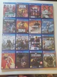Games ps4 lacrados