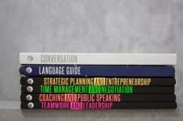 Kit de 6 livros da Wise Up