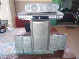 Panasonic home theater SA HT 530