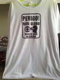 """"""" Camiseta: Rede Globo!"""
