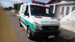 Ambulancia UTI Sprinter Ano 2013 (Unico  Dono)