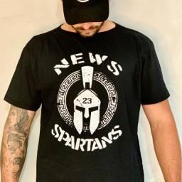 Camiseta News Spartans