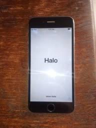 iPhone 6 16GB prata