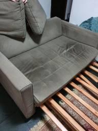 Sofá-cama super conforto