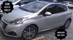 Peugeot 208 Griffe 2017