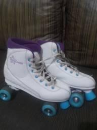Vendo ou troco patins em bicleta