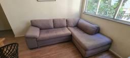 Vendo conjunto de sofa em L