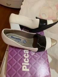 Sapato de verniz Novo