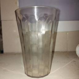 Copo prisma policarbonato transparente