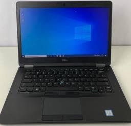 Ultrabook Dell I5  6th, SSD 512 GB, 12 GB Memoria, HDMI