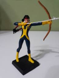Danielle Moonstar (Miragem)- Coleção Miniaturas Marvel Figurines - Ed.195