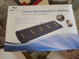 Esteira Massageadora 5 Motores RelaxMedic