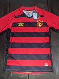 Camisa Sport Recife I 21/22 Tailandesa