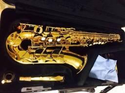 Título do anúncio: Sax Alto Yamaha 275 (Japan) Seminovo