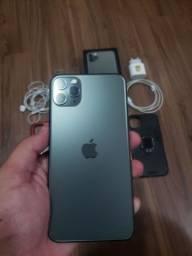 IPhone 11 pro max 64gb - parcelo no cartão