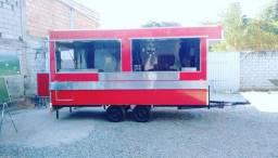 Trailler de lanche trailer 5,00 m (Sob encomenda)
