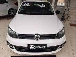 Top. VW Novo Gol 1.6 MSI - Completo - 2018/2018