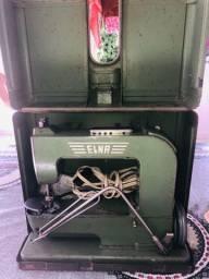 Máquina De Costura Elna - Ótimo Estado - Colecionador