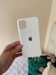 Case / Capa branca IPhone 11 6.1
