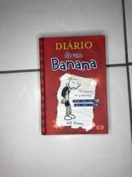 Livro 1 Diário de um Banana