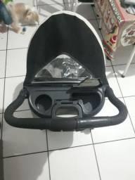 Vendo carrinho de bebê Chico travel system