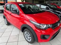 Fiat 0KM Mobi like 1.0 2021/2021 - vermelho | Oferta: R$ 47.990