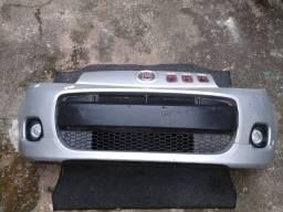 Parachoque Dianteiro Fiat Uno Vivace 2013 Completo