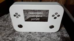 desbloqueio video game portatil