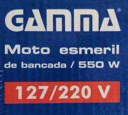 "MOTO ESMERIL ""GAMA"" 550W BIVOLT"