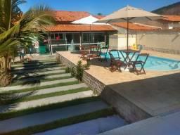 Casa em Itaipuaçu com piscina 150 Reais.