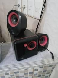 Caixas de som p/ PC