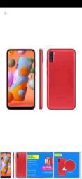 Samsung A 11 64 Gb Vermelho