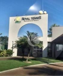 Sobrado com 4 dormitórios para alugar, 302 m² - Condomínio Royal Tennis Residencial e Reso