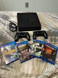 PlayStation 4 500 gb Versão Slim