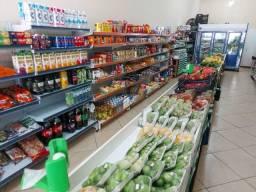 Vende-se sacolão e mercearia em Santo André