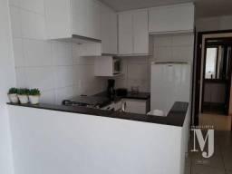 Flat com 2 dormitórios à venda, 54 m² por R$ 380.000,00 - Boa Viagem - Recife/PE