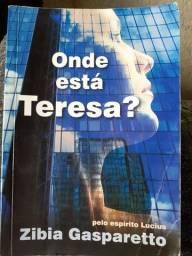 Vendo livro: Onde está Teresa?