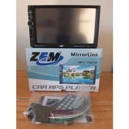 Central Multimídia Car MP5 Player